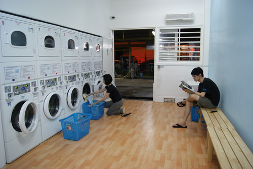 wonder wash coin laundry in singapore. Black Bedroom Furniture Sets. Home Design Ideas