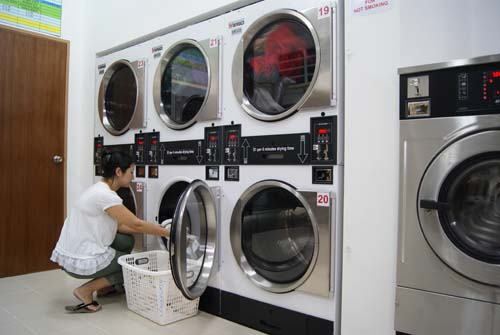 Our Services | Wonder Wash Coin Laundry in Singapore