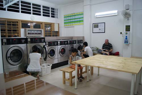 Wonder wash coin laundry in singapore our business concept is to provide various sizes of washer to cater to different customer needs the dryers are large capacity machines that can dry a load solutioingenieria